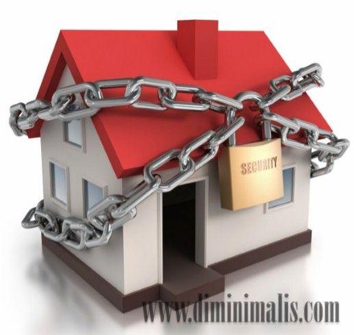 Tips rumah aman ditinggal mudik lebaran agar rumah tak dibobol maling