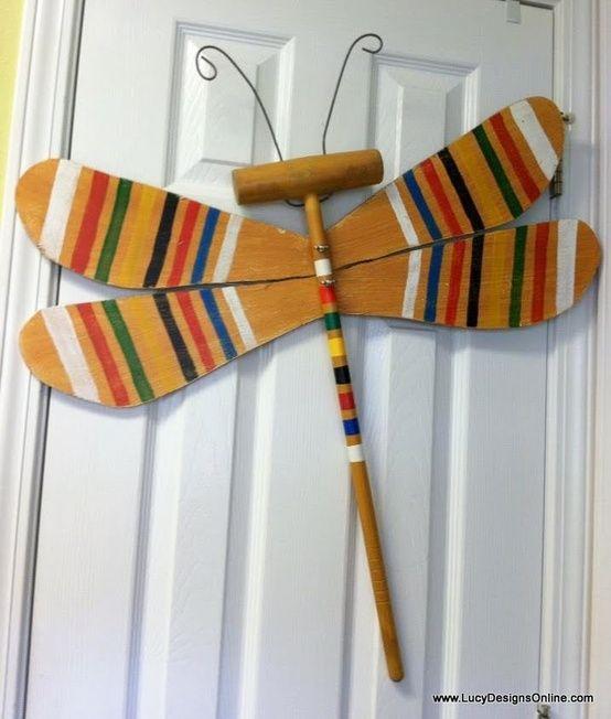 croquet ceiling fan blade dragon fly
