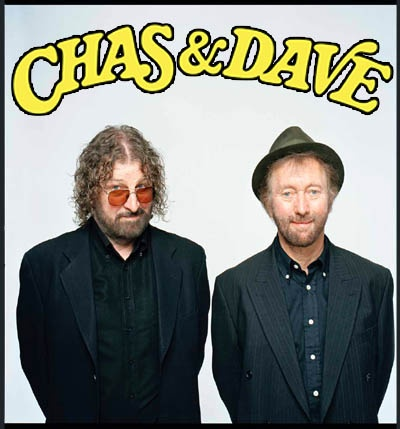 Cockney legends Chas and Dave are back by popular demand for A Cockney Christmas Knees Up! They have gained a cult audience of both young and old and due to public demand they are about to be seen together on stage once more. Plus Support from DJs playing classic 70s cheese and Christmas tunes plus more TBA! Tickets on sale now for £23.50 + bf in adv from our website and this will be a very popular show. Click the image above to get your tickets now!