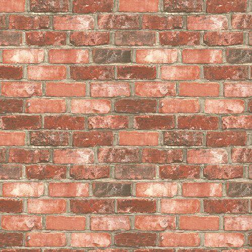 Papel de parede - LADRILHO TIJOLO - Leroy Merlin