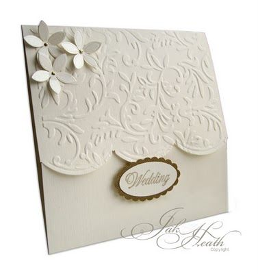 Jak Heath.com: Wedding Card Budget