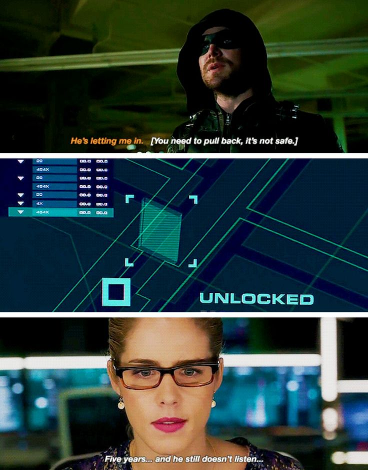 """""""Five years... and he still doesn't listen"""" - Felicity and Oliver #Arrow"""