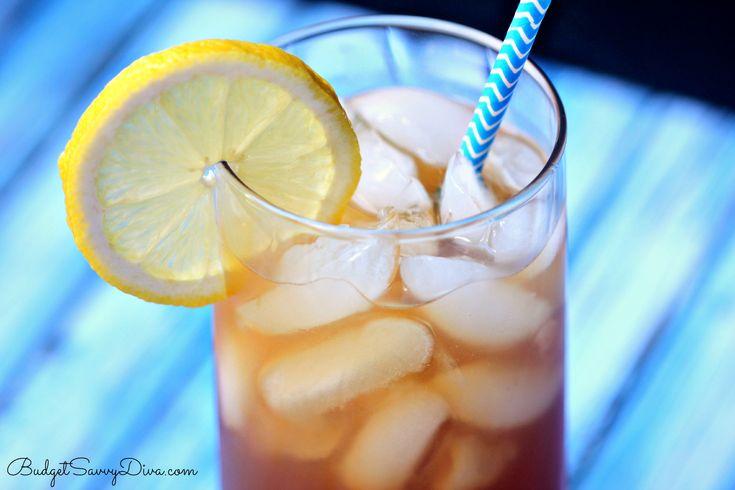 Olive Garden Peach Tea Recipe