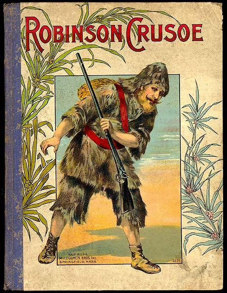 realism in the novel robinson crusoe Novel robinson crusoe are firstly it is one of the first group of novel that appeared in on the concept of realism found in daniel defoe's robinson crusoe.