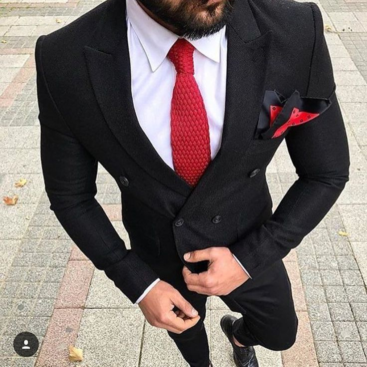 Loving the texture of that tie