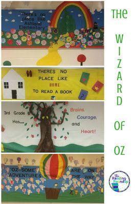 The Wizard of Oz Bulletin Board