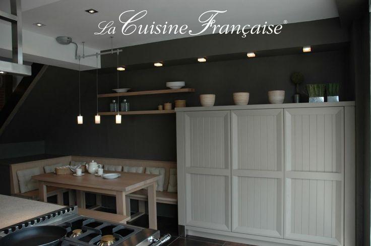 Epure – cuisine bois massif – La Cuisine Française | Choisir ma Cuisine