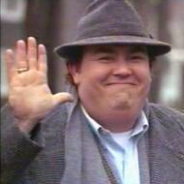 Uncle Buck with John Candy and Jean Louisa Kelly <3
