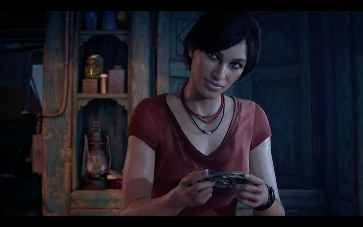 New Picture of Chloe from Uncharted: The Lost Legacy