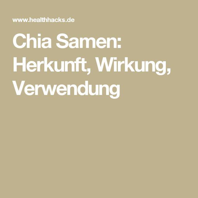 die besten 17 ideen zu chia samen wirkung auf pinterest chia samen rezepte fr hst ck chia. Black Bedroom Furniture Sets. Home Design Ideas
