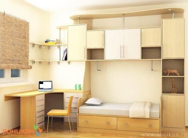 маленькая детская комната в хрущевке - Поиск в Google