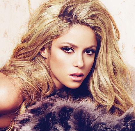 10 Hot Looking Shakira Images