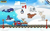 Kids Animal Train: Preschool and Kindegarten Learning Matching and Reading Adventure - ABC First Word Educational Games for Toddler Loves Farm and Zoo Animals & Colors (Abby Monkey® edition):Amazon:Mobile Apps