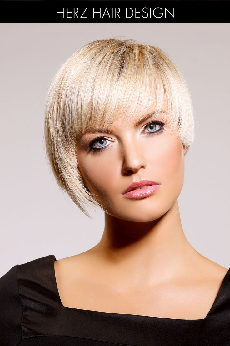 163 best Bangin Bobs images on Pinterest  Pretty face Faces and Hairstyles for women