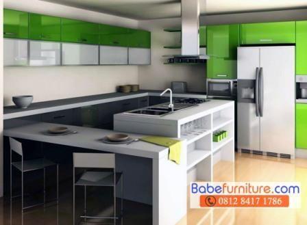 Babe Furniture - Jasa Pembuatan kitchen Set BSD 0812 8417 1786: Tips Menata Dapur Kecil