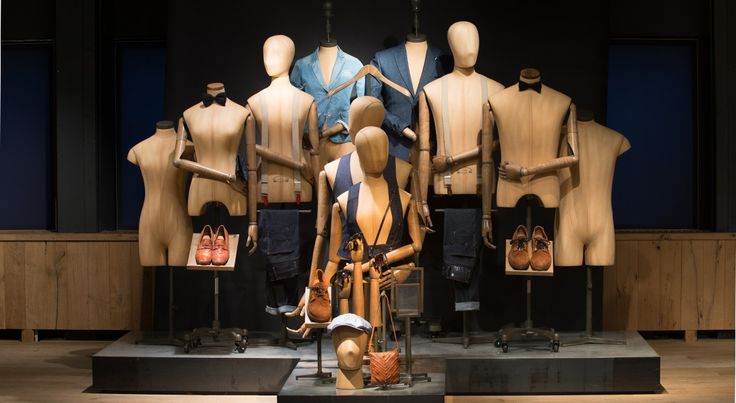 hans boodt showroom rotterdam the netherlands vintage mannequins dijkman dijkman pinned by. Black Bedroom Furniture Sets. Home Design Ideas