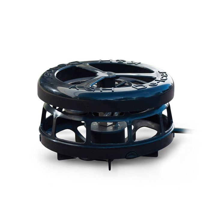Stock Tank Heater Climate Deluxe 1500-Watt Pond De-icer Converts Submersible NEW #KH