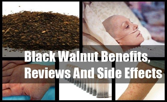 Black Walnut Benefits, Reviews, Side Effects And Dosage