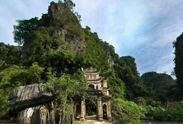 Tam Coc - Chuabichdong