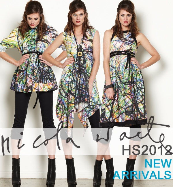 Another Limited Edition Italian print has arrived in store.  Fresh and fabulous.