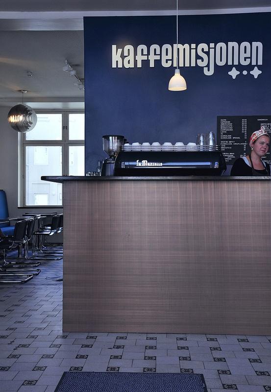 Kaffemisjonen // Bergen, Norway