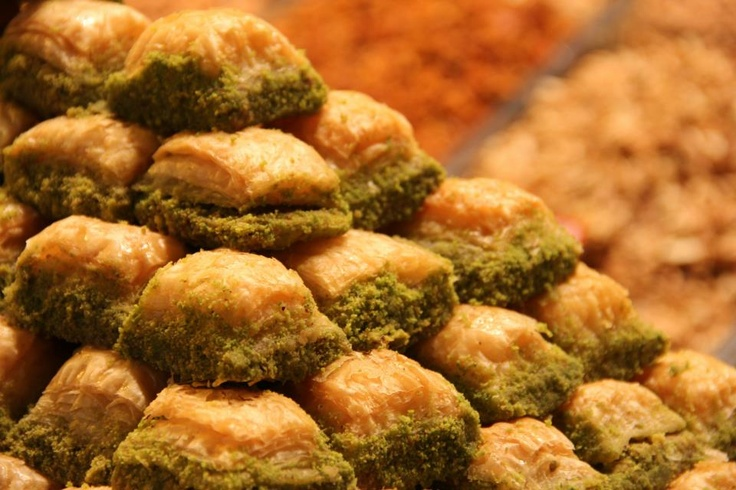 how to make turkish baklava at home