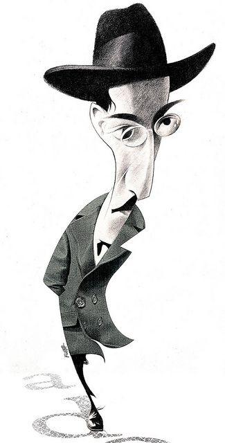 Fernando Pessoa by klebersales, via Flickr