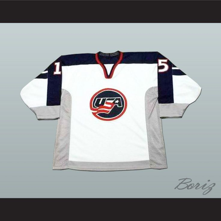 Brett Hull 15 USA National Team Hockey Jersey Any Player or Number. SHIPPING TIME IS ABOUT 3-5 weeks I HAVE ALL SIZES and can change Name and Number (Width of your Chest)+(Width of your Back)+ 4 to 6 inches to account for space for a loose fit