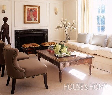 Photo Gallery: Vote For Your Favourite H&H Living Room   House & Home