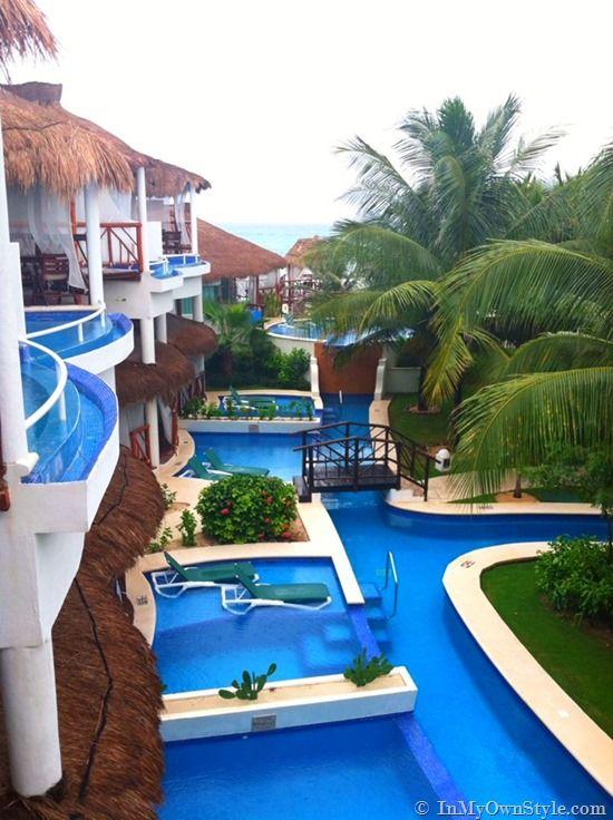 Mexico casistas... In My Own Style Mexico vacation. Riviera Maya. Hotel El Dorado Royale