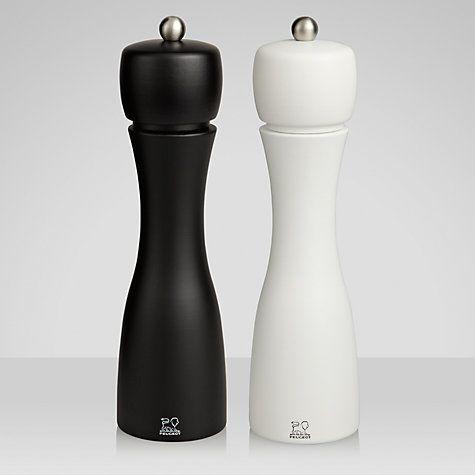 Buy Peugeot Tahiti Salt and Pepper Mill Gift Set Online at johnlewis.com