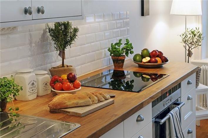 Фартук для кухни из плитки – каталог фото с примерами для вдохновения