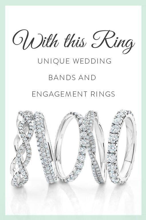 While a wedding only lasts for one day, your marriage—and a unique engagement ring or wedding band—will last a lifetime. Here are a few ideas about how to make your rings as special as you are.