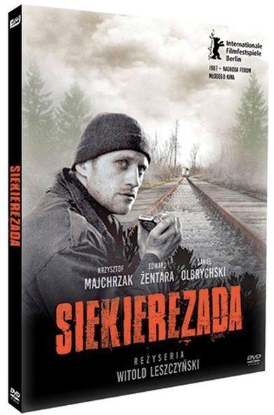 Siekierezada (DVD) - Leszczyński Witold
