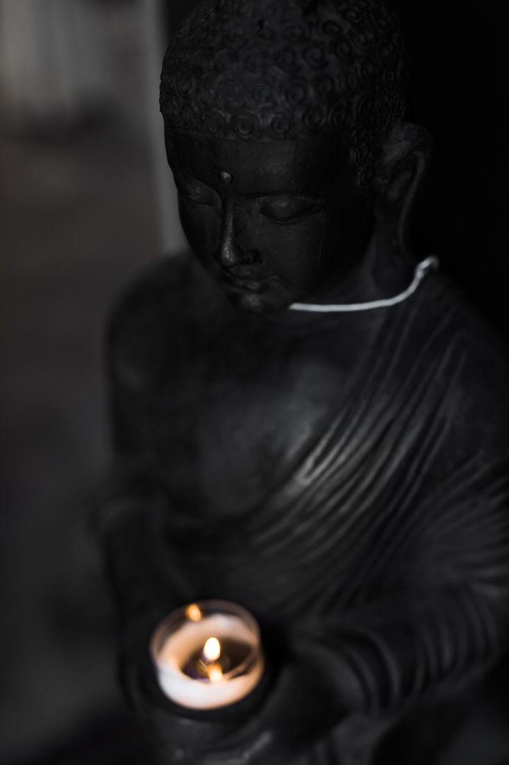 HALI-Harmony Living #interior #buddha #lifestyle #shopping #black