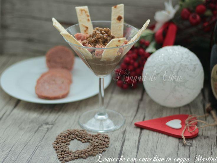lenticchie con cotechino