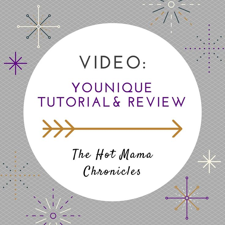 The Hot Mama Chronicles: Chronicle 57: Younique 3D+ Mascara Tutorial and Review ((VIDEO))
