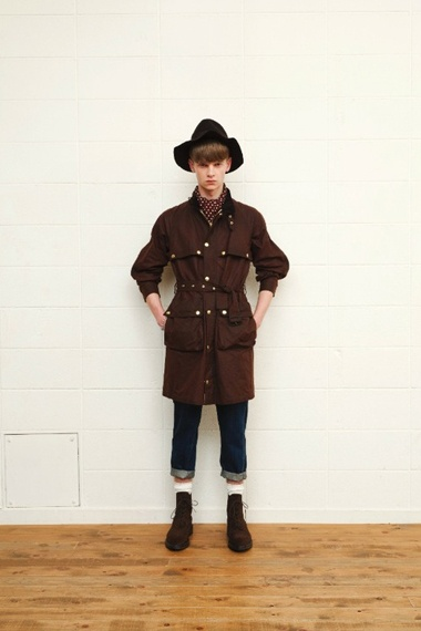 UNUSED 2012 Fall/Winter Collection   Hypebeast