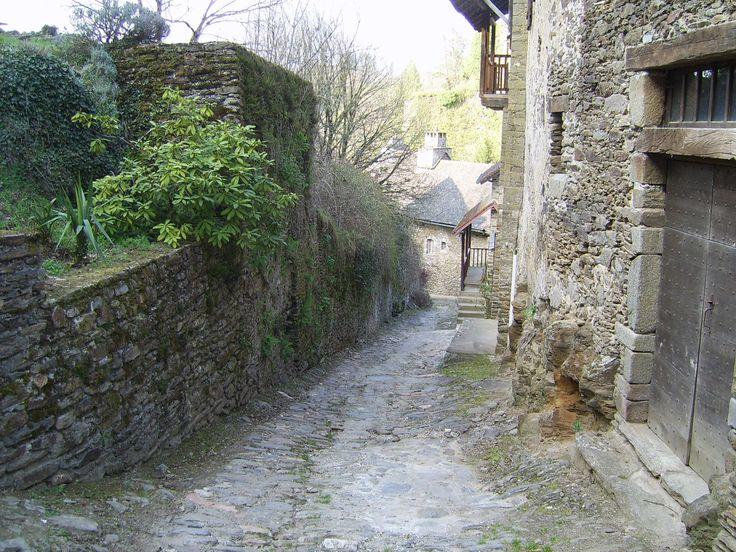 Petite rue médiévale