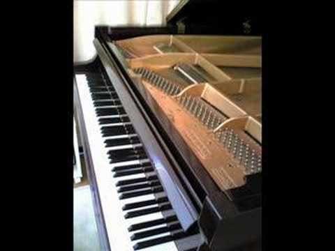 ピアノ演奏 『霧のレイクルイーズ』 :  倉本裕基