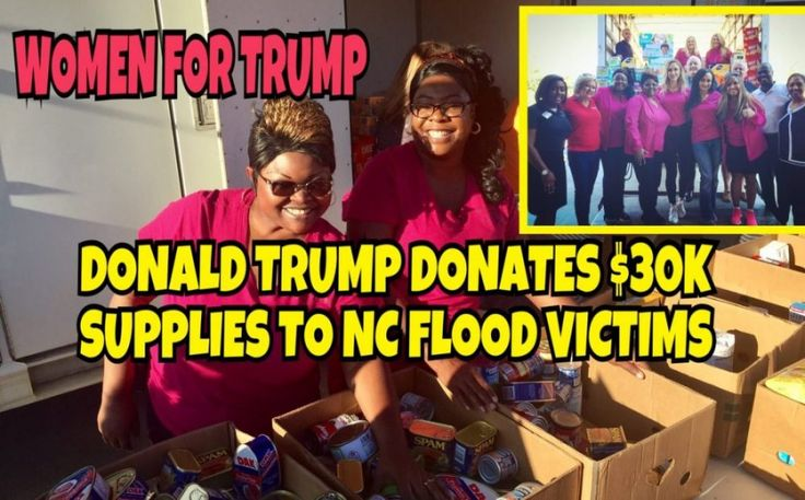 #MAGA Some special guest speakers attended Donald Trump's rally today in NC who pumped up the crowd and got everyone excited for our next President, Mr. Trump. Mayor Rudy Giuliani, and 'Women for Trump', which included, Diamond and Silk, Laura Trump, (Trump's daughter in l