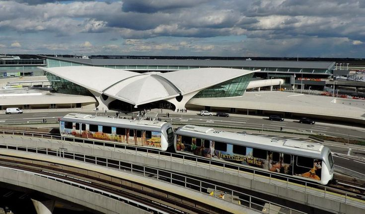 JFK Airtrain takes you to any hotels near JFK Airport in Queens, New York