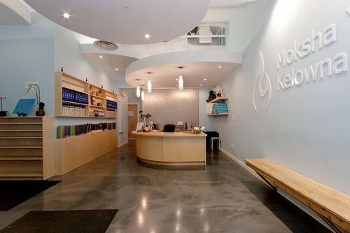 yoga studio reception google search studio inspire. Black Bedroom Furniture Sets. Home Design Ideas