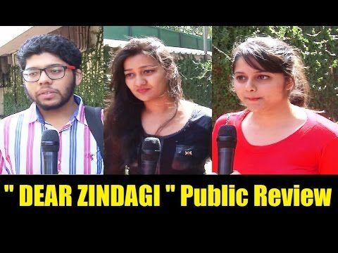 DEAR ZINDAGI movie Public Review | Shahrukh Khan, Alia Bhatt.