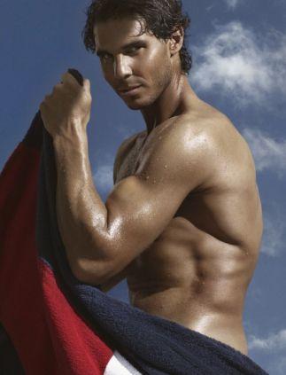 The Adonis of tennis Rafael Nadal Underwear Tommy Hilfiger Photo Shoot (3)