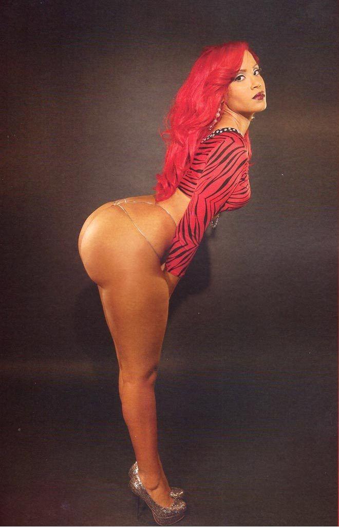 Nude redhead granny