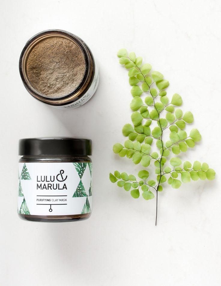Lulu & Marula - Purifying Clay Mask