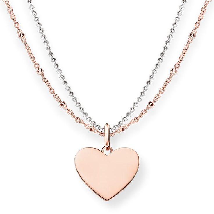 Necklace – LBKE0004 – Women – THOMAS SABO - Great Britain