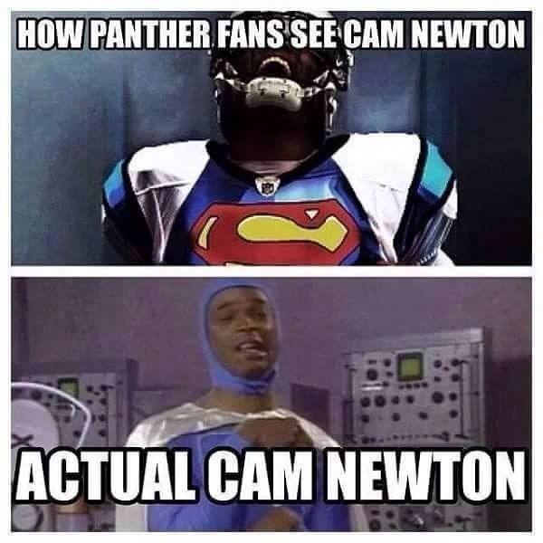 Cam Newton memes