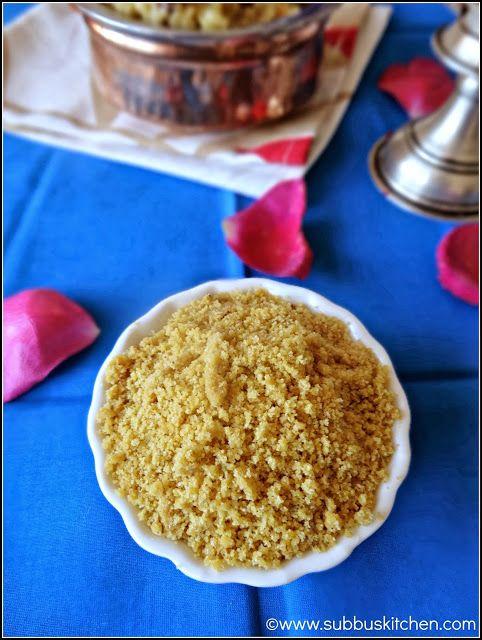 Yellu Vella Podi Sesame Seeds Jaggery Powder Ab6
